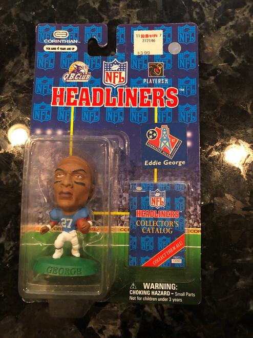 1997 NFL Headliners Eddie George Tennessee Oilers