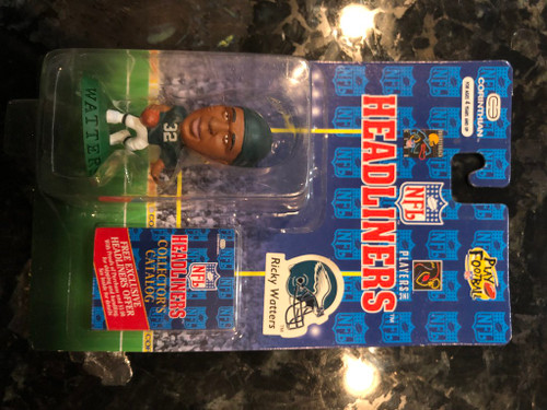 1996 NFL Headliners Ricky Watters Philadelphia Eagles