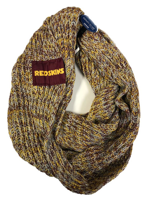 Officially Licensed NFL Peak Infinity Scarf CHOOSE YOUR TEAM