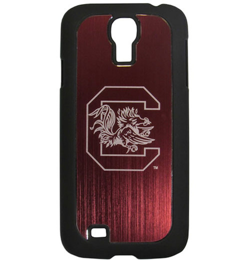 NCAA Officially Licensed Samsung Galaxy S4 Etched Snap on Case Choose Your Team