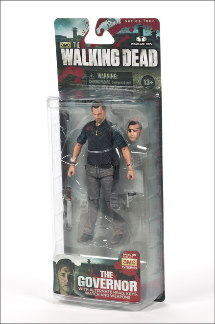Walking Dead Series 4 The Governor