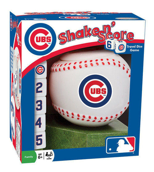 Official MLB  Shake n Score Choose Your Team