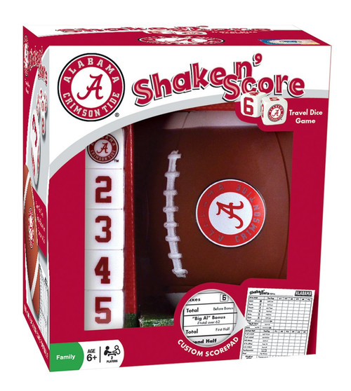 Official NCAA Shake n Score Choose Your Team