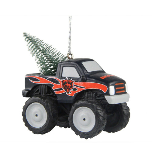NFL Team Monster Truck Ornament Choose Your Team