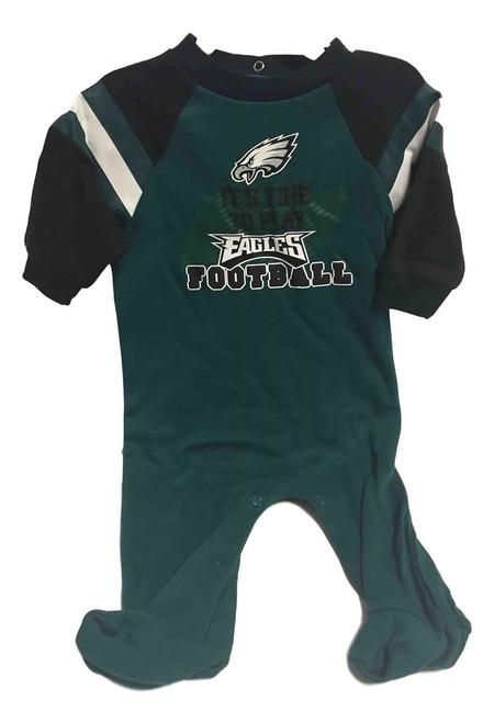 NFL Philadelphia Eagles Sleep & Play - Choose Your Size