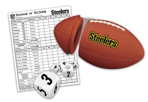 Official NFL Shake n Score Choose Your Team