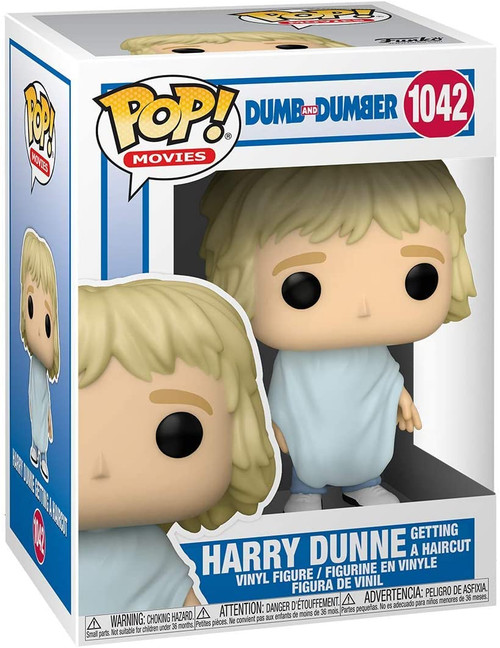 Funko POP! Movie: Dumb and Dumber Harry Dunne Getting a Haircut #1042