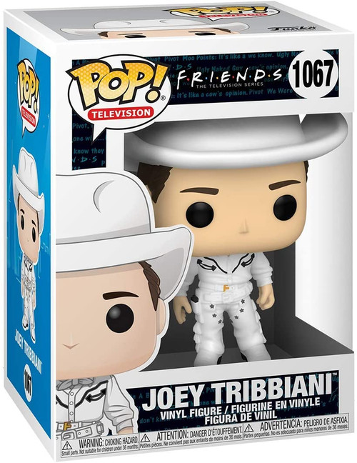 Funko POP! TV: Friends Joey Tribbiani as Cowboy #1067