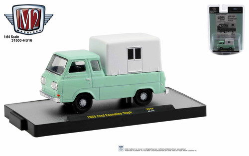 M2 Machines 1:64 1965 Ford Econoline Truck Release HS16