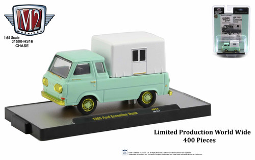 M2 Machines 1:64 1965 Ford Econoline Truck Release HS16 CHASE