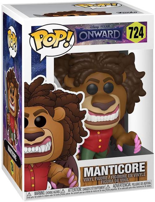 Funko POP! Disney Pixar Onward Manticore #724