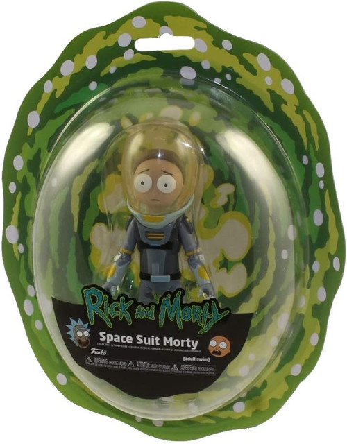 Funko Action Figure Rick and Morty Space Suit Morty