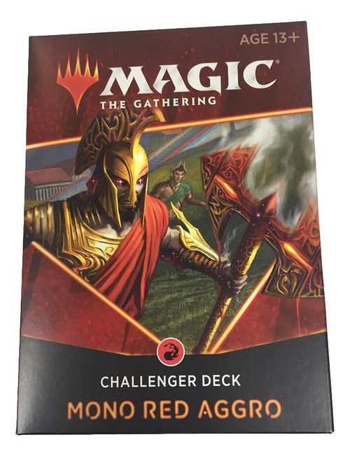 Magic The Gathering: Challenger Deck Mono Red Aggro