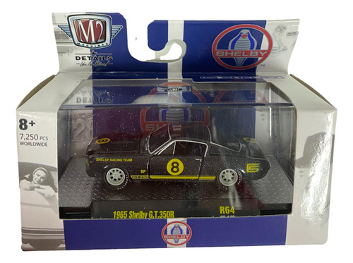 M2 Machines Auto Trucks 1:64 1965 Shelby GT350R Release 64