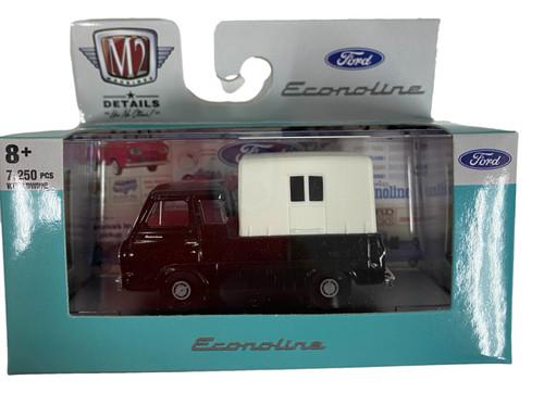 M2 Machines Auto Trucks 1:64 1965 Ford Econoline Truck Release 64