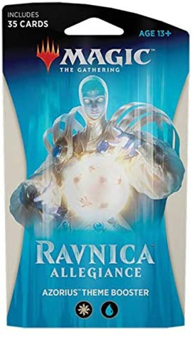 Magic The Gathering: Ravnica Allegiance - Theme Booster Pack - Azorius