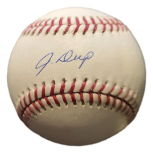 Jon Duplantier Autographed Baseball Rawlings Baseball TRISTAR COA
