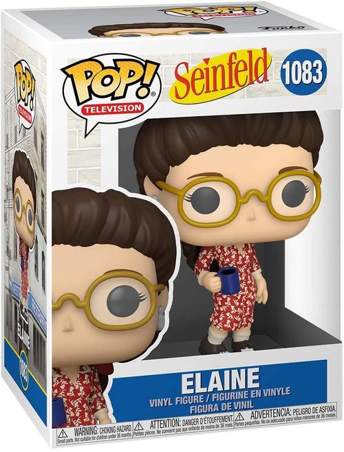 Funko POP! TV: Seinfeld Elaine in Dress #1083