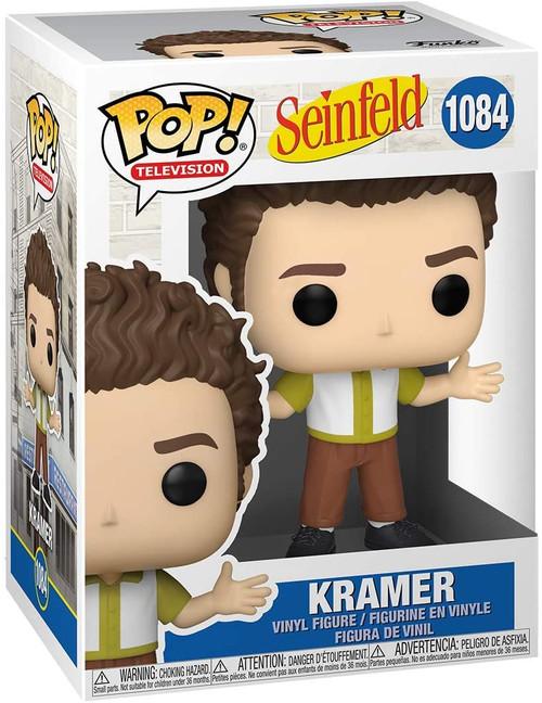 Funko POP! TV: Seinfeld Kramer #1084
