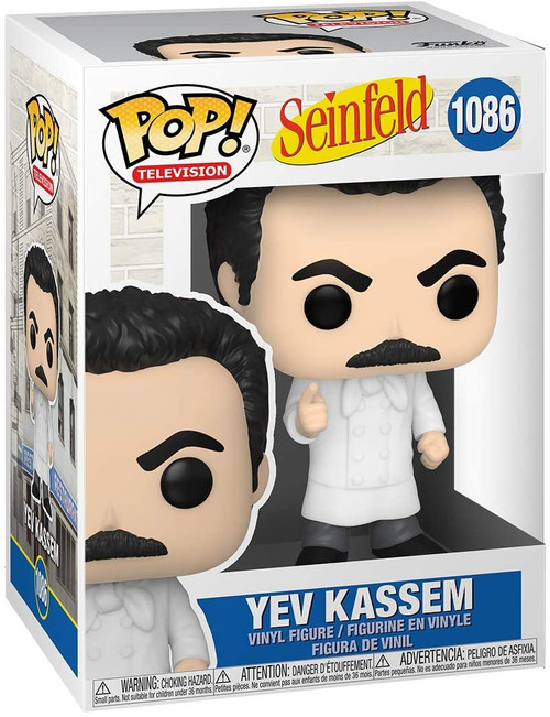 Funko POP! TV: Seinfeld Yev Kassem #1086