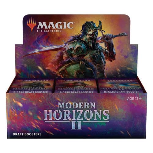 Magic The Gathering: Modern Horizon 2 Draft Booster Box