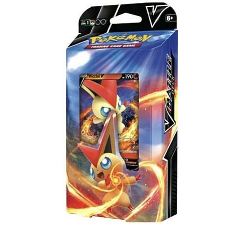 Pokemon TCG: V Battle Deck - VICTINI V