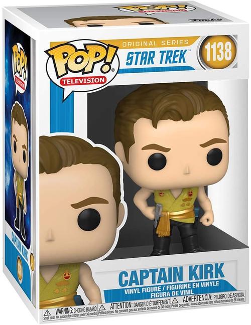 Funko POP! TV Original Series Star Trek Captain Kirk Mirror Mirror #1138