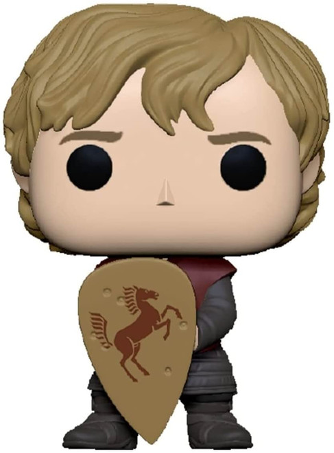 Funko POP! TV: Game of Thrones - Tyrion with Shield #92