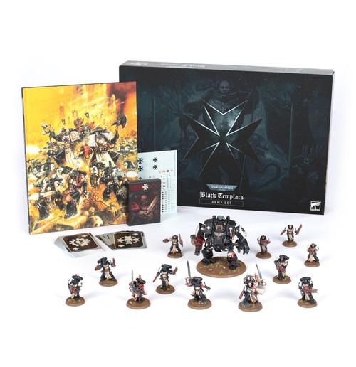 Warhammer: Black Templars Army Set