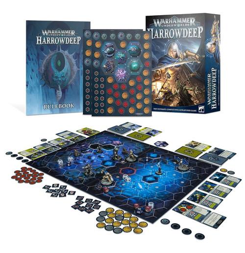 Warhammer: UNDERWORLDS: HARROWDEEP (ENGLISH)