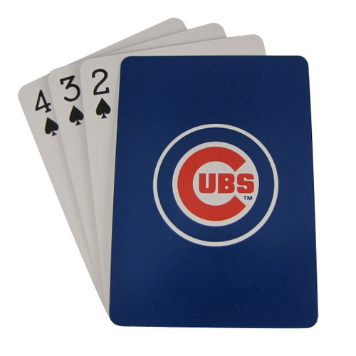 Official MLB Diamond Plate Playing Cards Choose Your Team