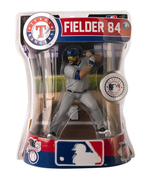 Import Dragon MLB 2016 Prince Fielder Texas Rangers