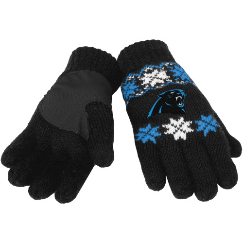 Officially Licensed NFL Knit Lodge Glove Choose Your Team