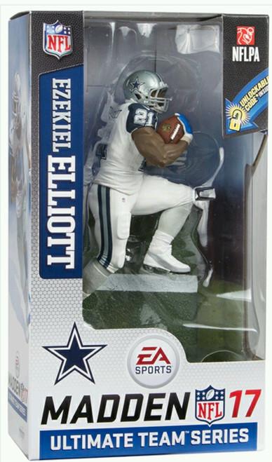 EA Sports Madden NFL 17 Ultimate Team Ezekiel Elliott Dallas Cowboys CHASE