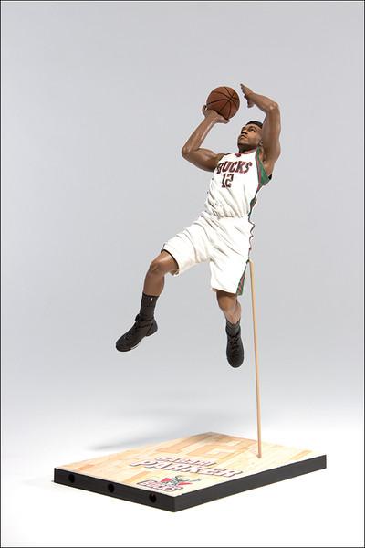 McFarlane NBA Series 26 Jabari Parker Milwaukee Bucks Action Figure