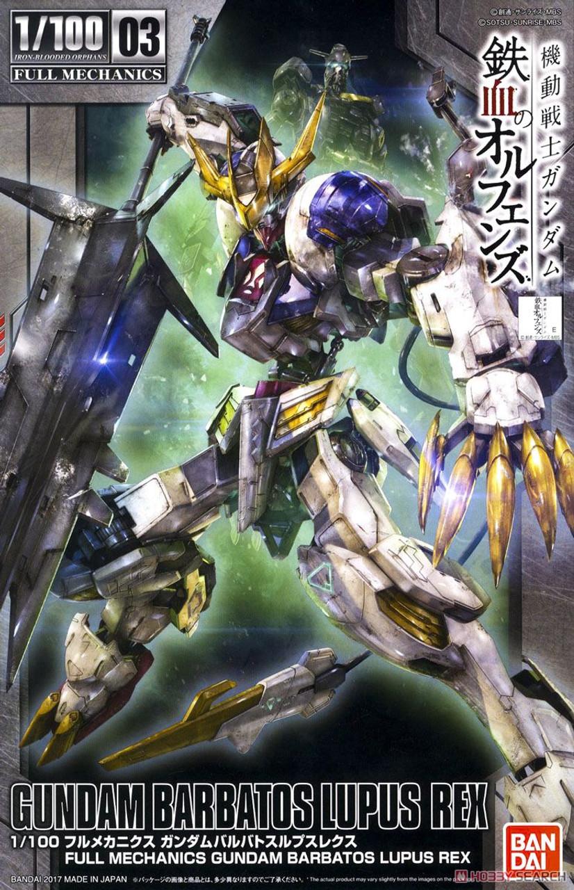 1 100 Full Mechanics Gundam Barbatos Lupus Rex Hobby Alley See more ideas about barbatos lupus rex, barbatos lupus, lupus. 1 100 full mechanics gundam barbatos lupus rex