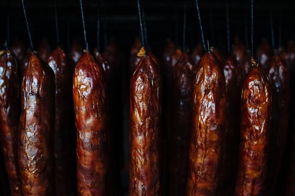 Pork Sausage, Andouille, Smoked Meat, Gumbo, Jambalaya, Cajun