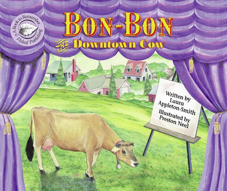 Bon-Bon the Downtown Cow
