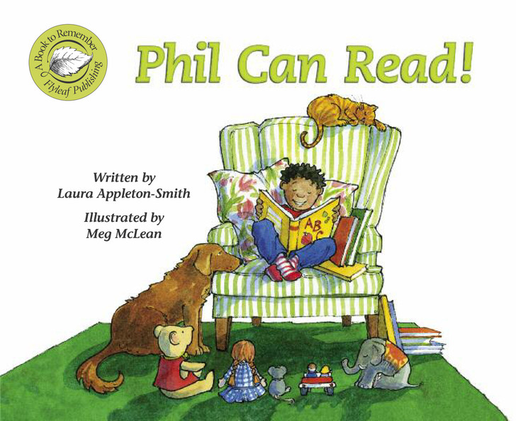 Phil Can Read!