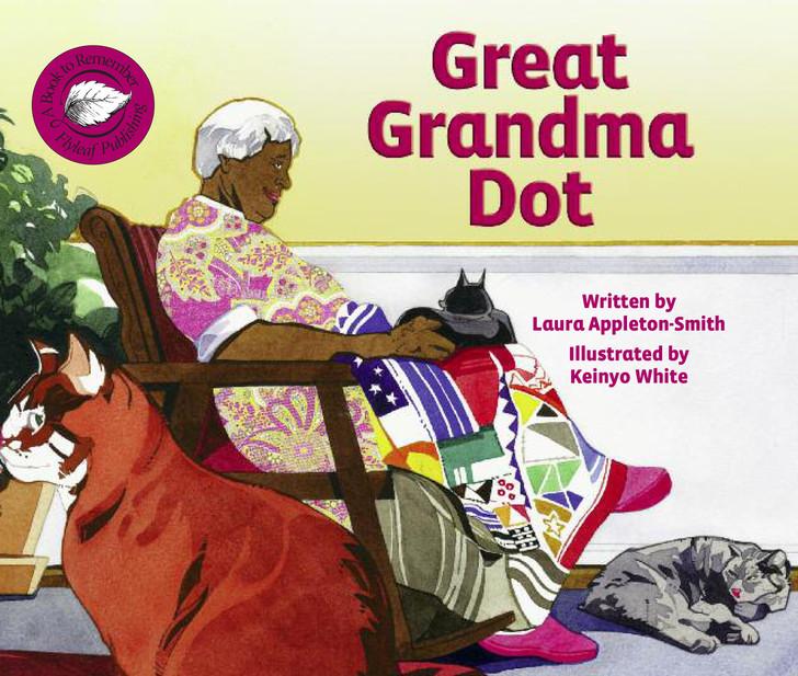 Great Grandma Dot
