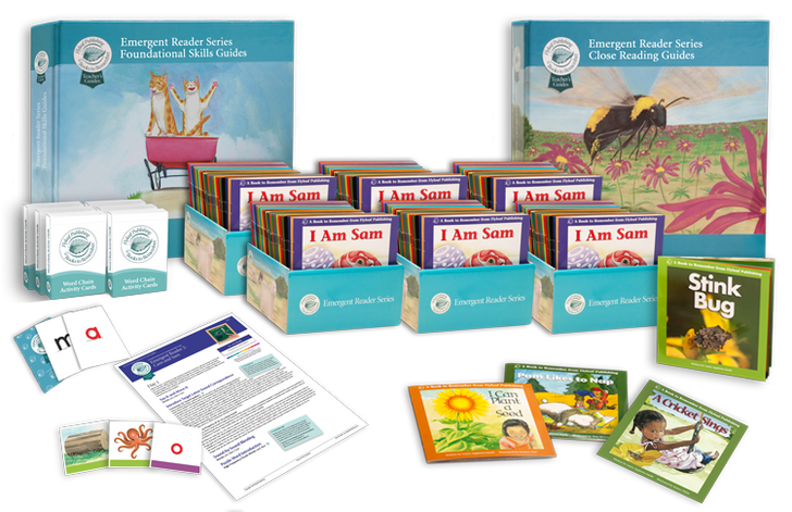 Emergent Reader Series: Complete Classroom Set