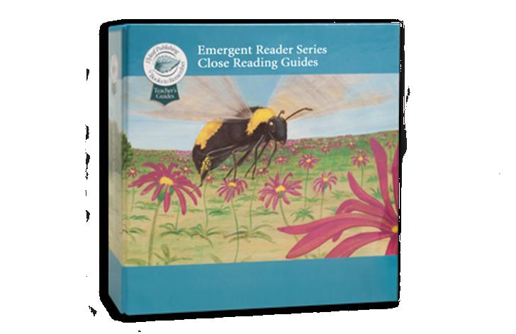 Emergent Reader Series: Close Reading Teacher's Guides