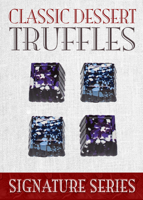 Africa Truffle Collection 4 Piece Box