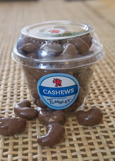 Milk Chocolate Premium Cashews Packaged Large