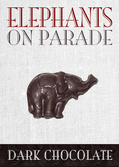 Elephants on Parade Dark Chocolates