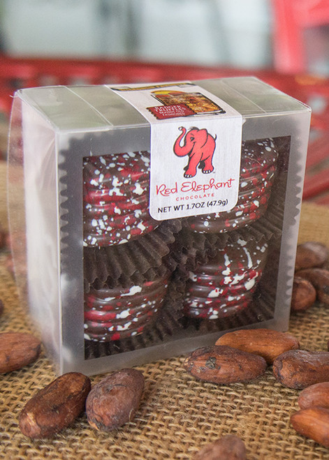 Badger Truffles 4pc boxed from front