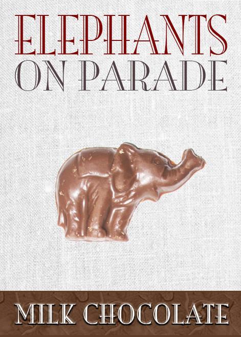 Elephants on Parade Milk Chocolates