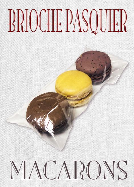 Pack 2: Fig, Lemon, and Gianduja Chocolate