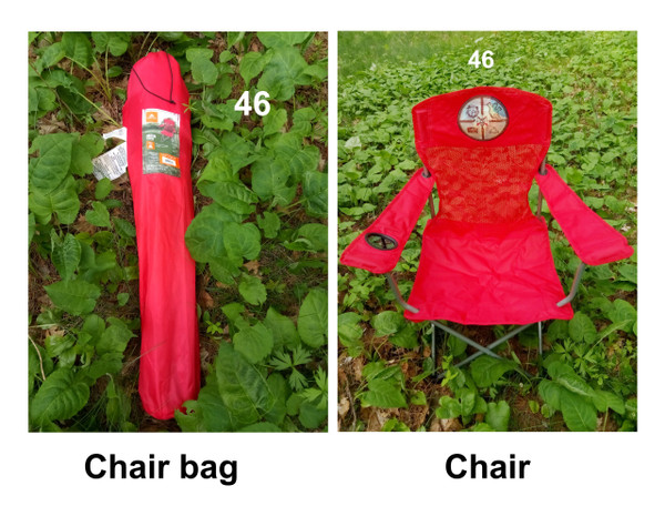 CHAIR BAG + CHAIR