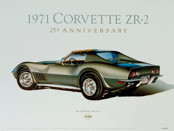 1971 CORVETTE 'ZR-2'